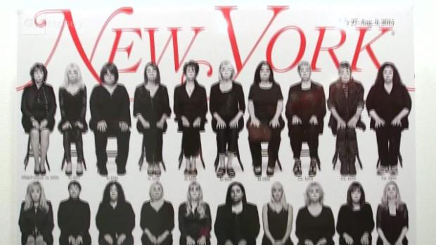 The story behind New York Magazine's Cosby cover