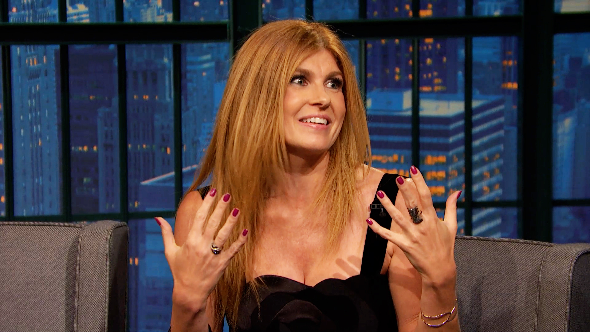Connie Britton Loved Amy Schumer's Friday Night Lights Parody