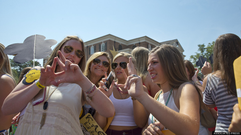 Alabama Sorority Video Pulled From The Internet