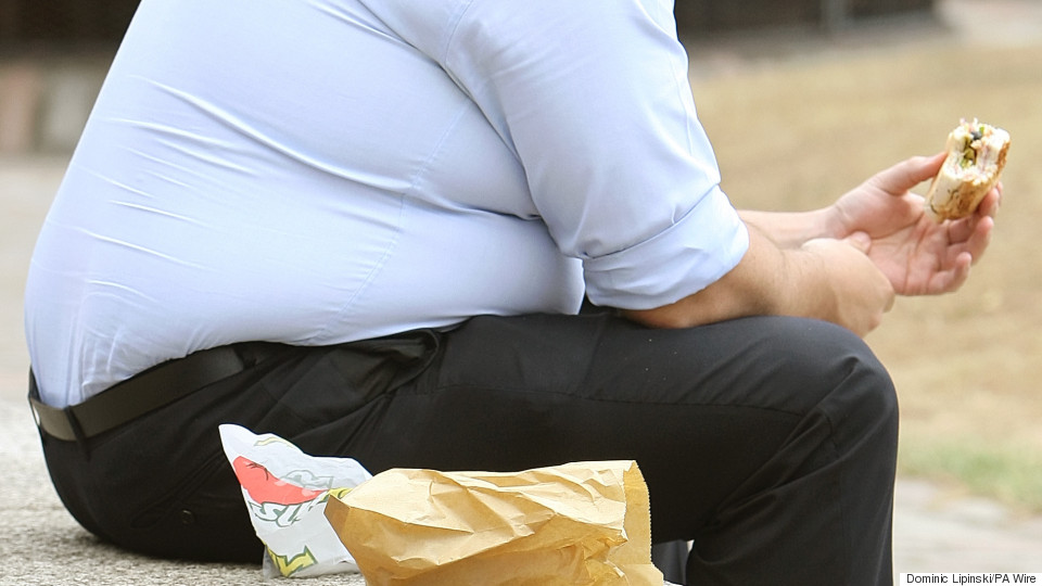 Are Obese People Wired To Crave High-Calorie Foods?