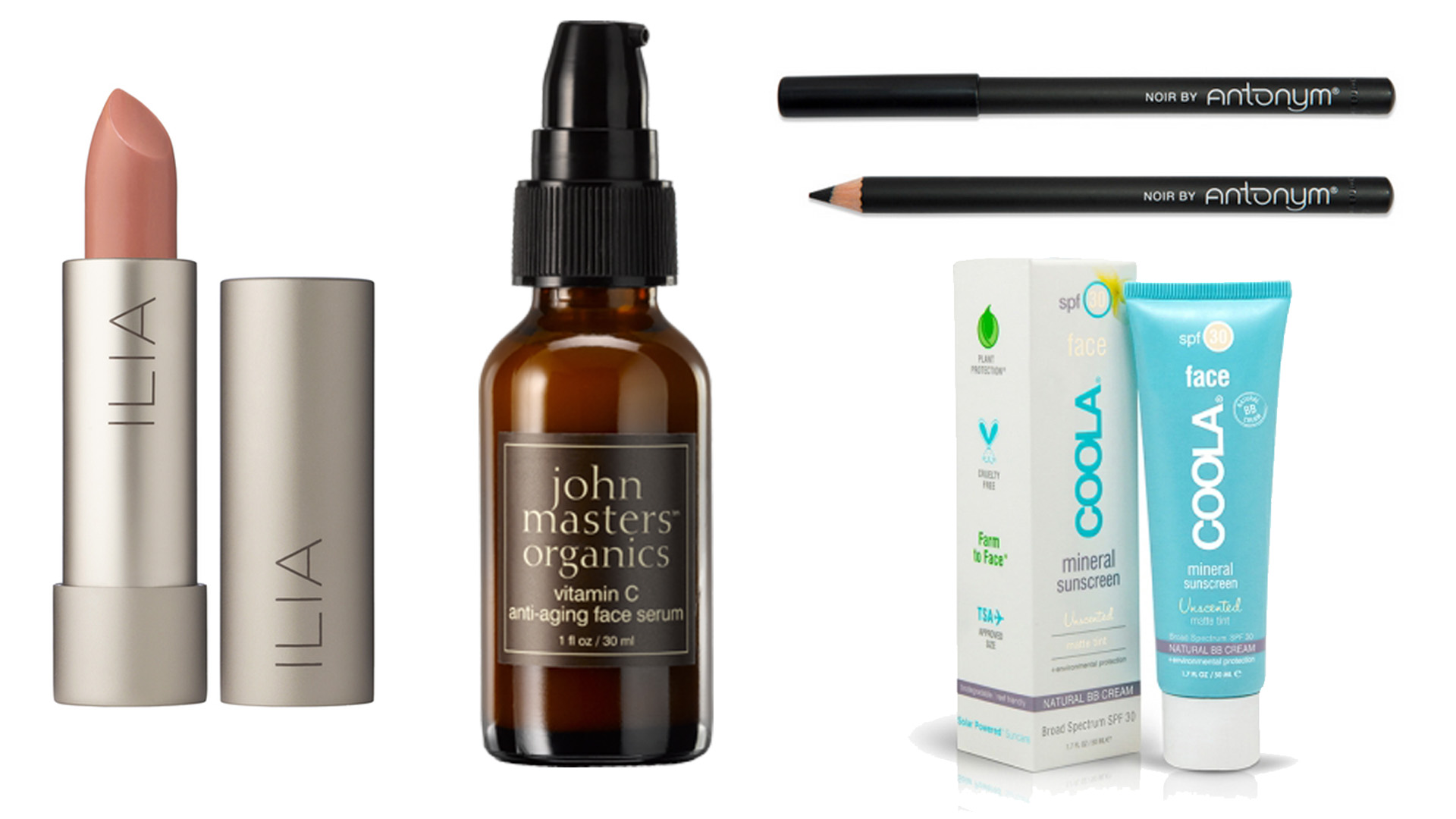 Best All Natural Beauty Products of 2015