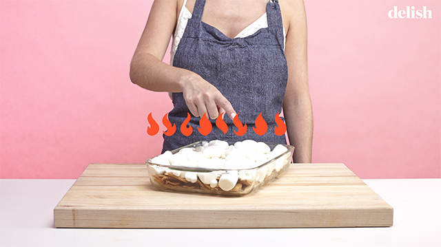 How to Make S'Mores Nachos