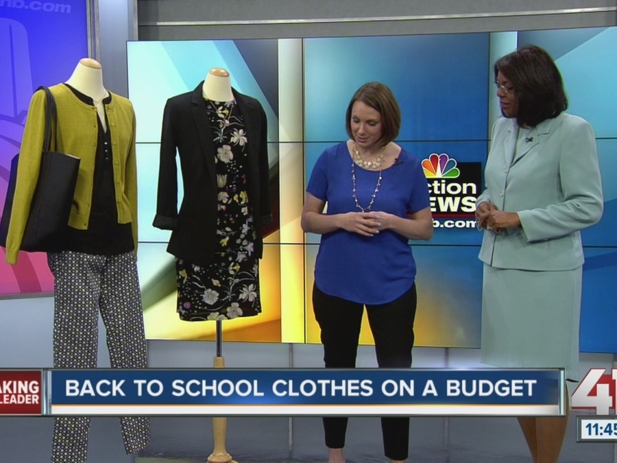 Back to School Clothes on a Budget