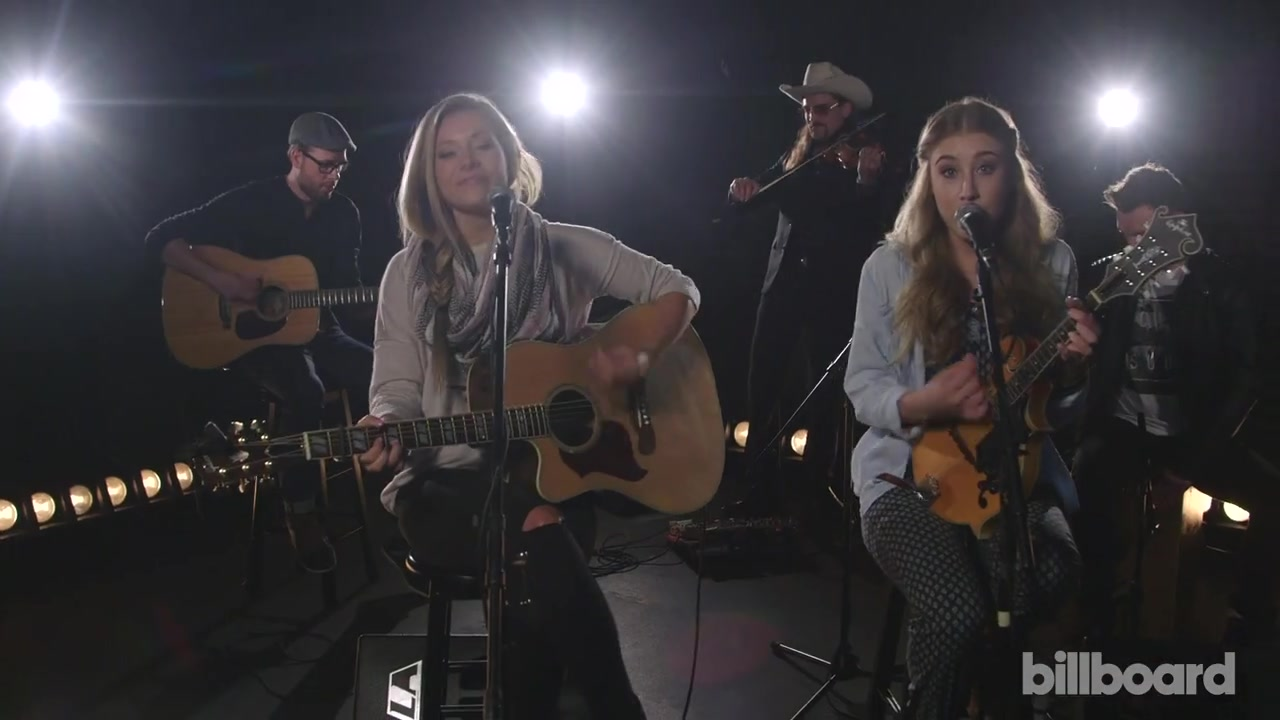 Maddie & Tae Performs 'Girl In a Country Song' Live at Billboard