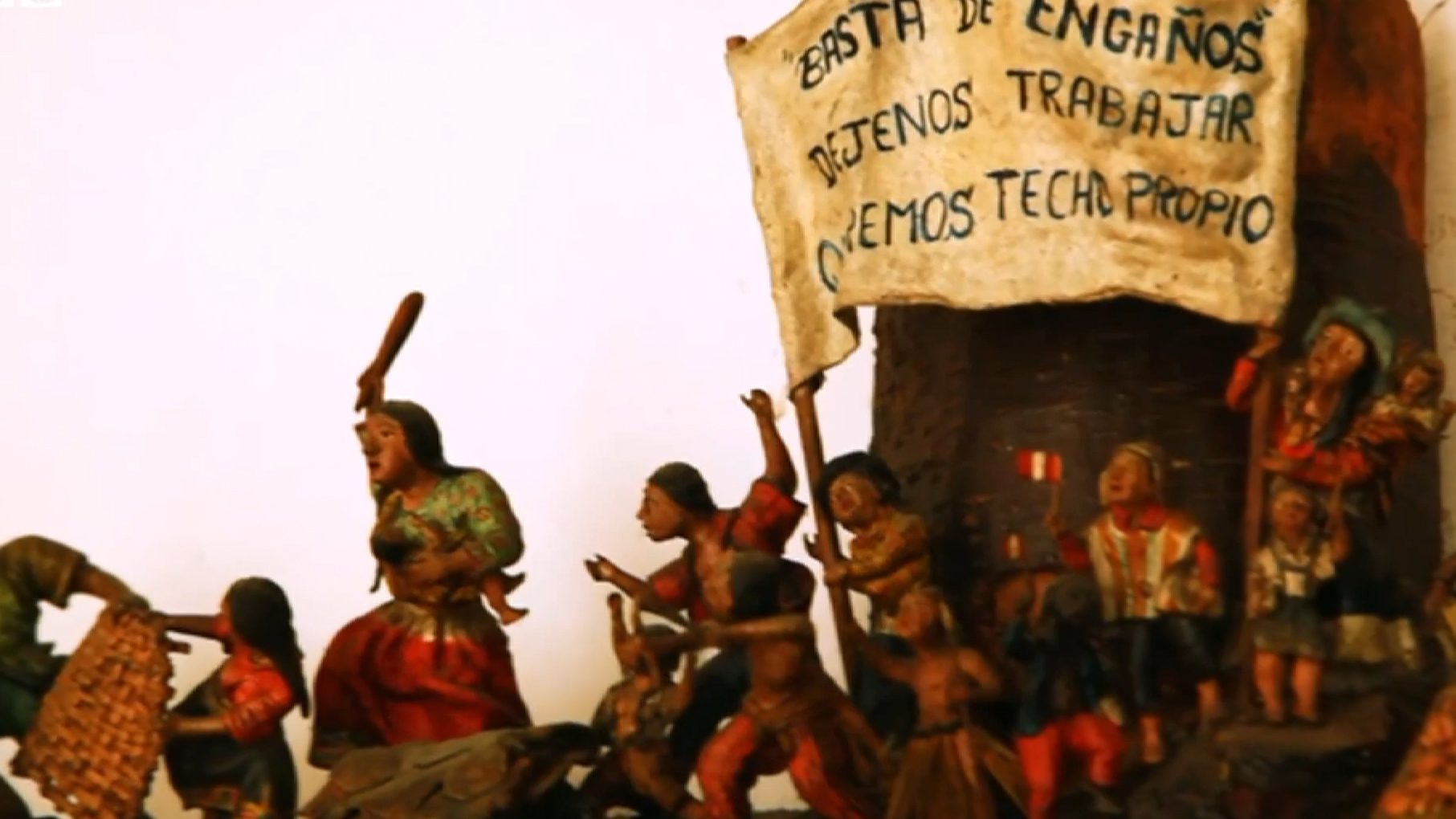Peru's Traditional Story Boxes Updated
