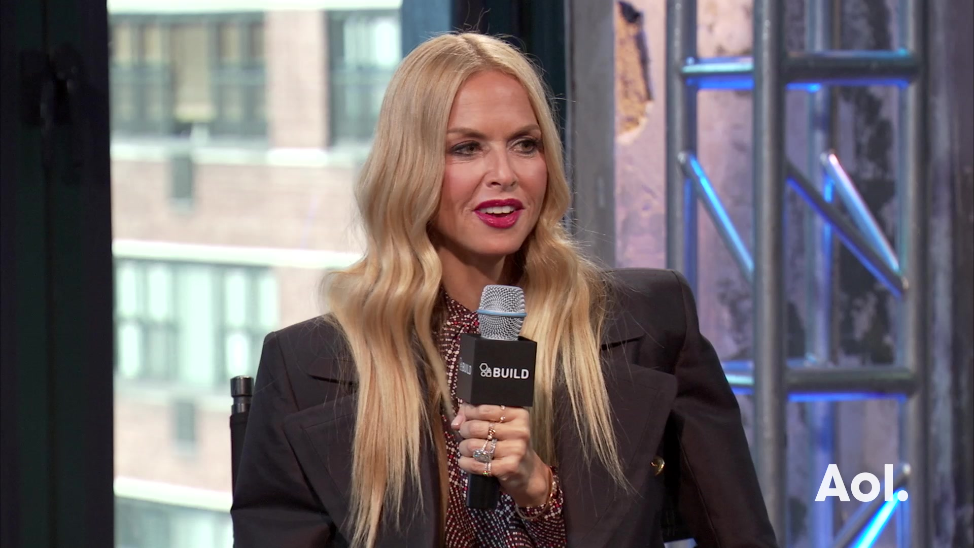 "Rachel Zoe Discusses ""Fashionably Late with Rachel Zoe"""