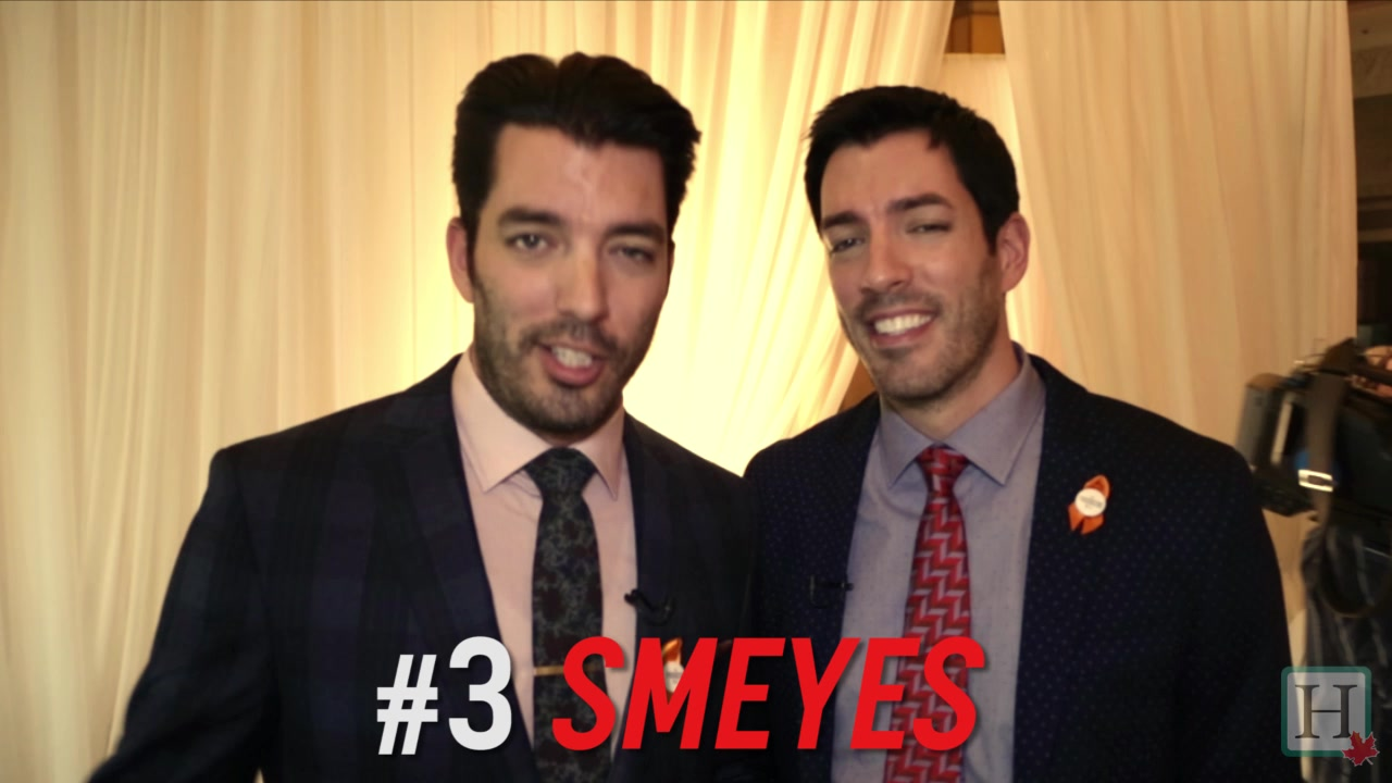 The Property Brothers Share Their Tips To Looking Good In Every Photo