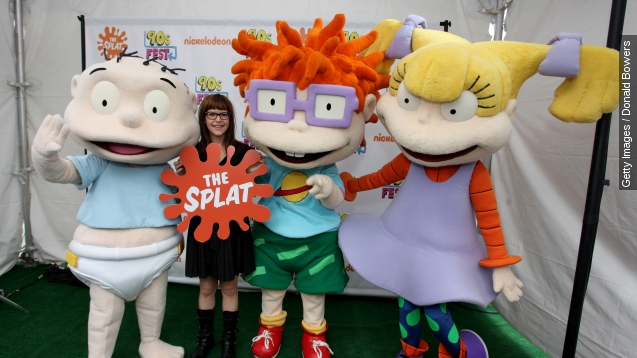 See Which of Our '90s Favorites Nickelodeon Is Bringing Back