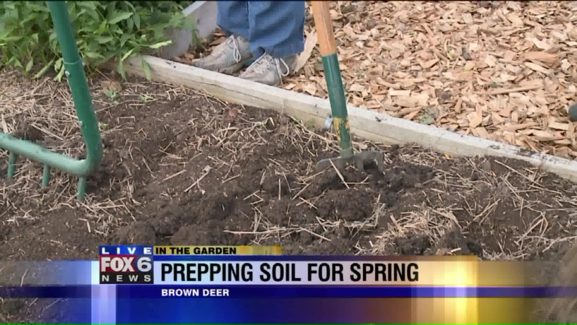 How To Prepare Your Soil For The Spring