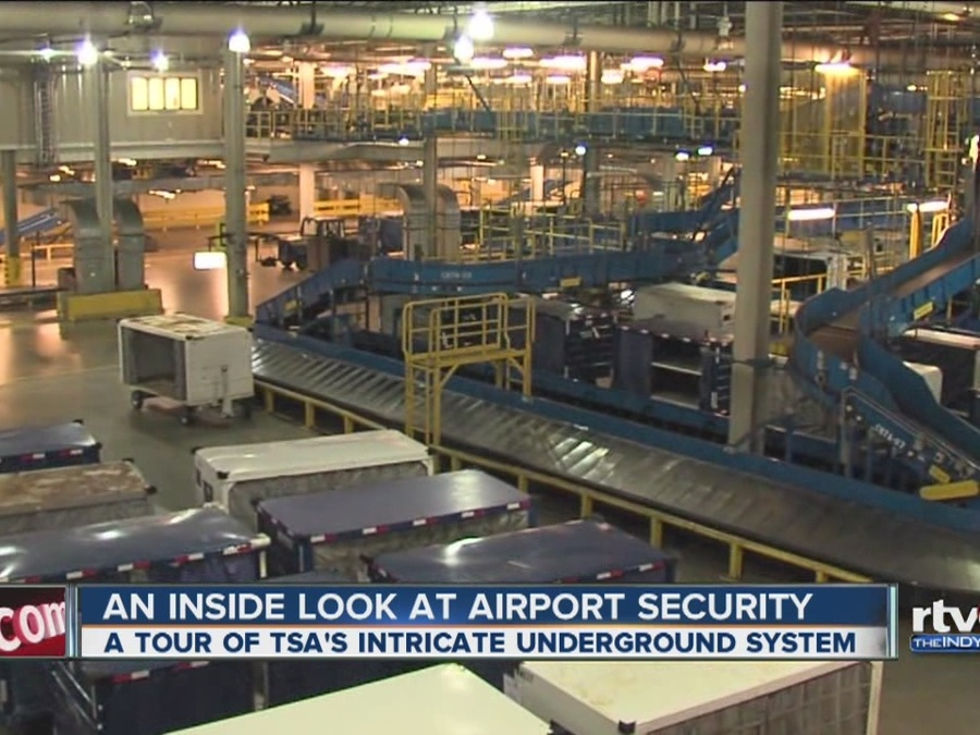 TSA Offers Inside Look at Airport Security