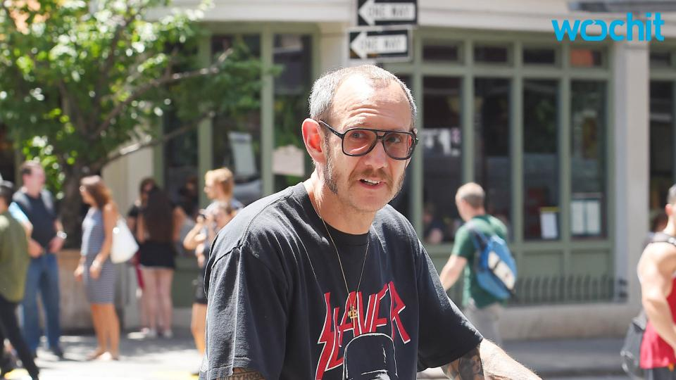 Terry Richardson to Be a Dad for the First Time