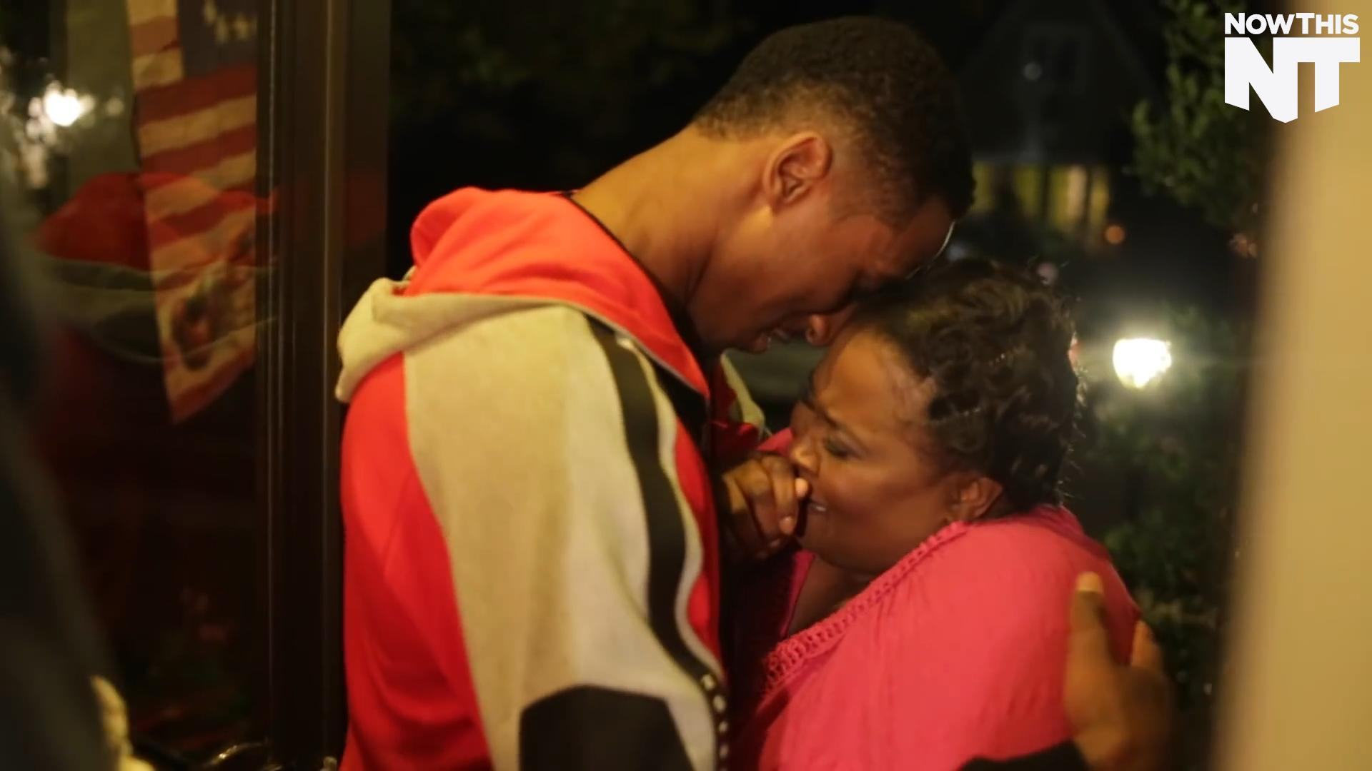 NBA Rookie Surprises His Mom With Brand New House