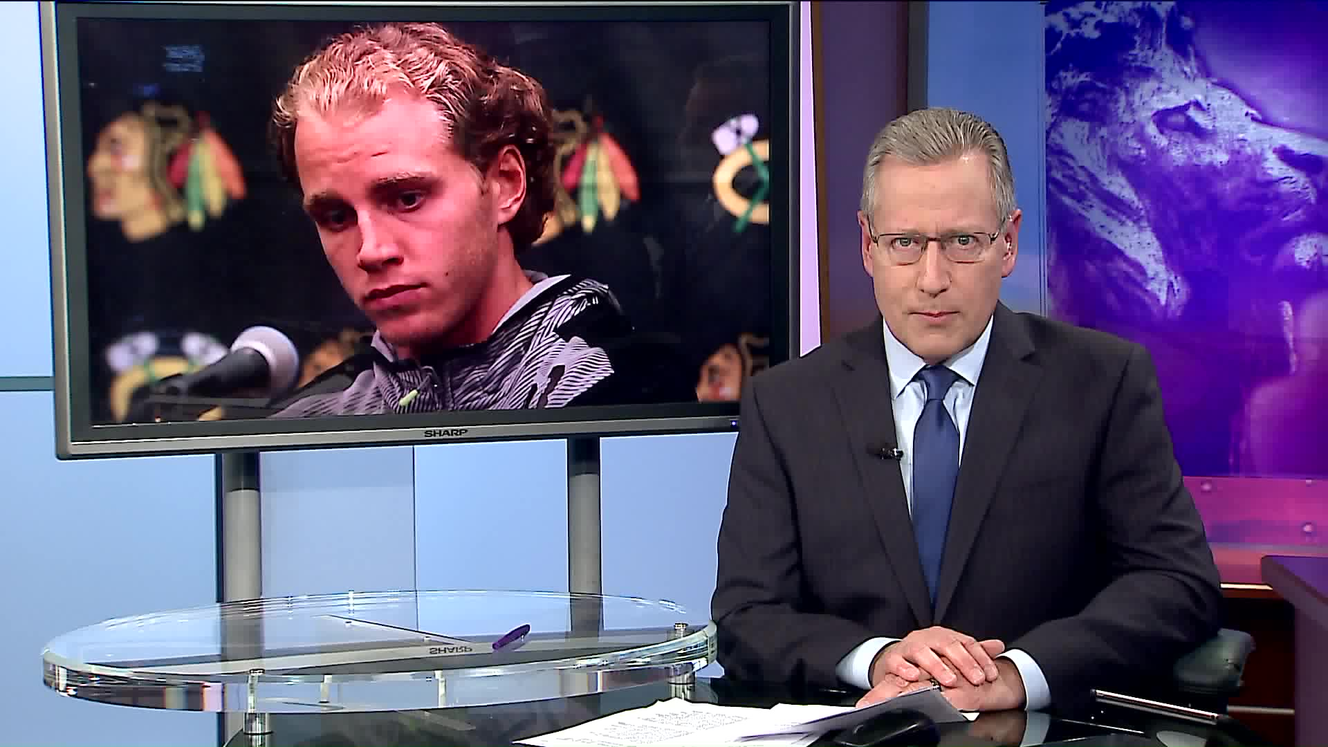 No Charges Against NHL Star Patrick Kane Following Rape Accusation