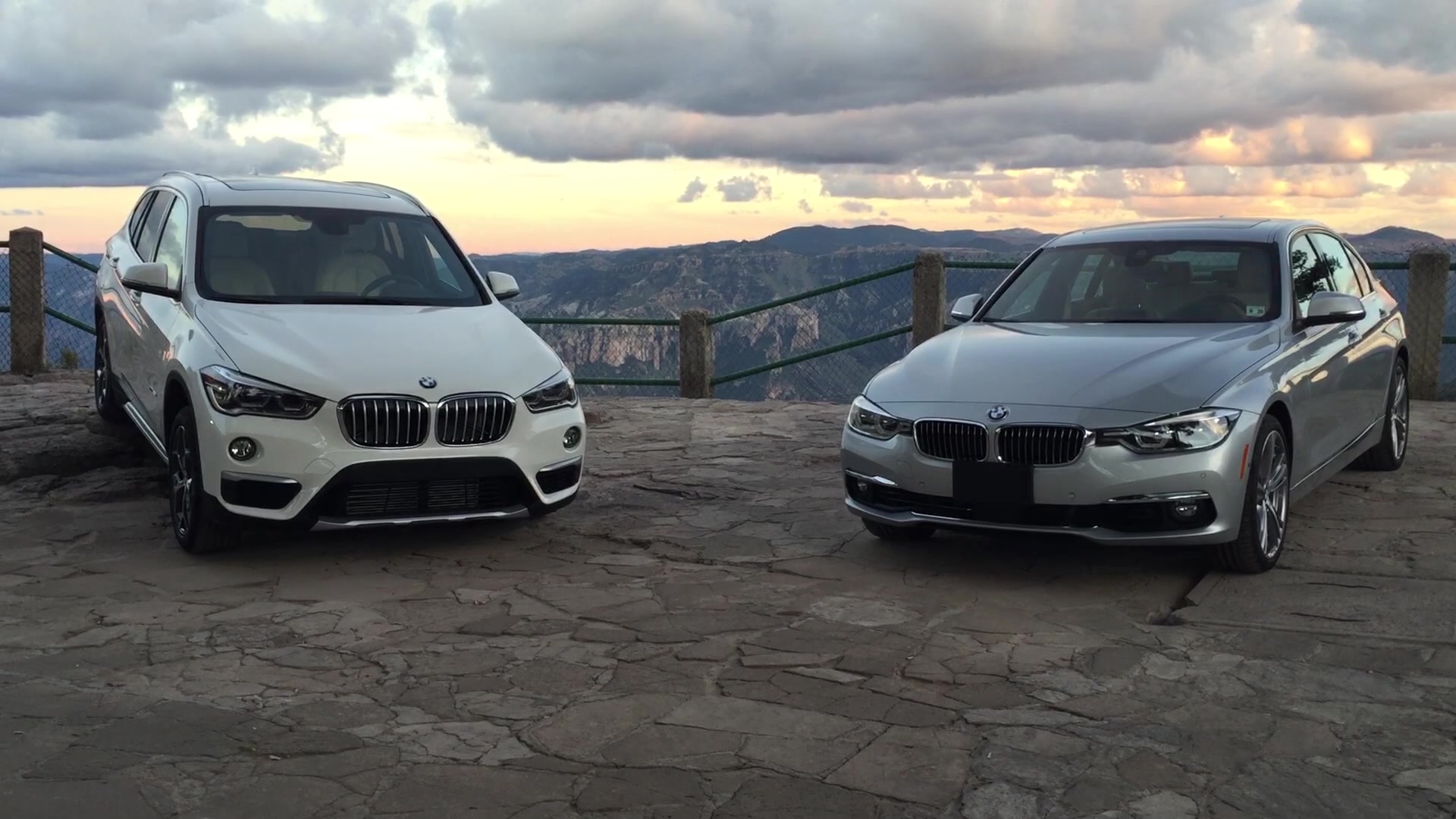 2016 BMW 3 Series and X1 in Mexico | On Location