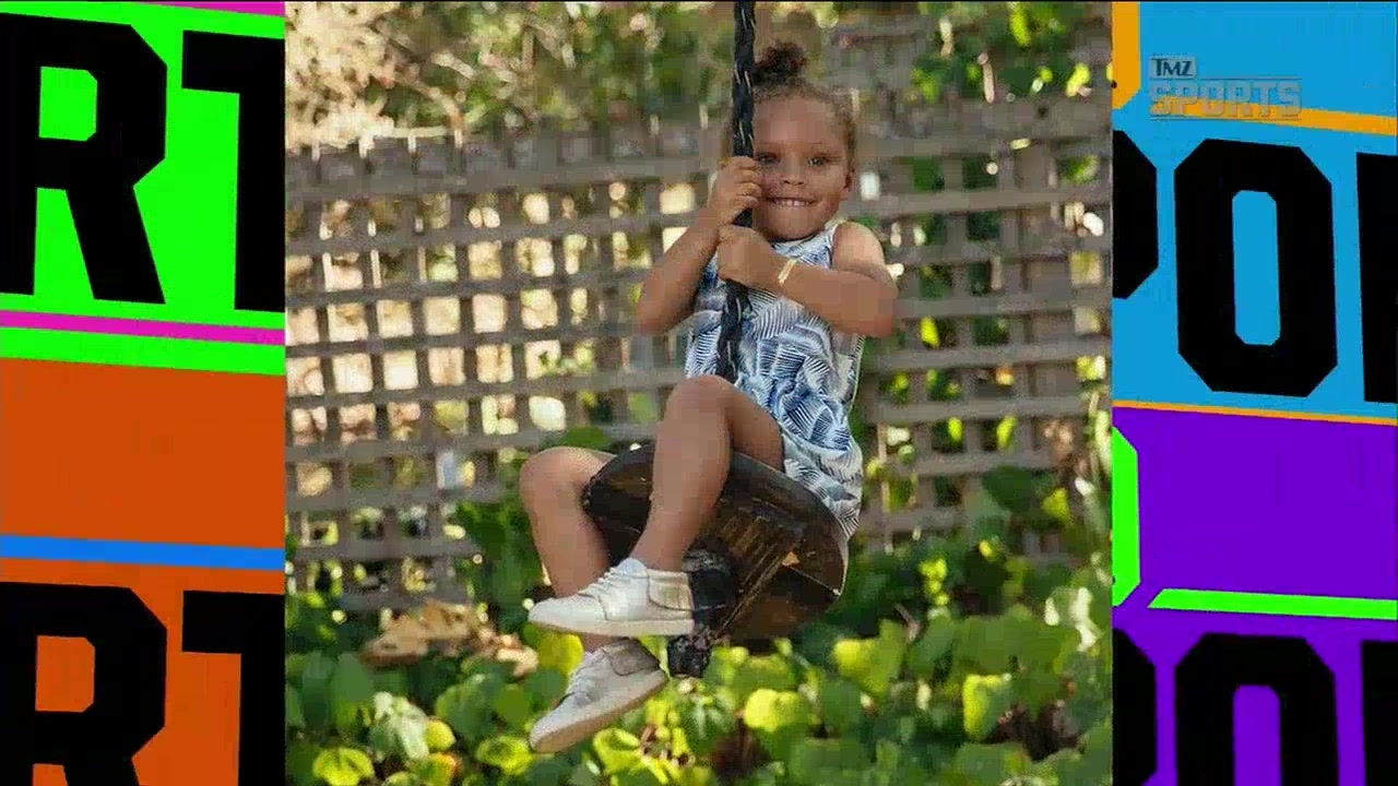 Riley Curry Signs Modeling Deal, Curry Family Continues Winning