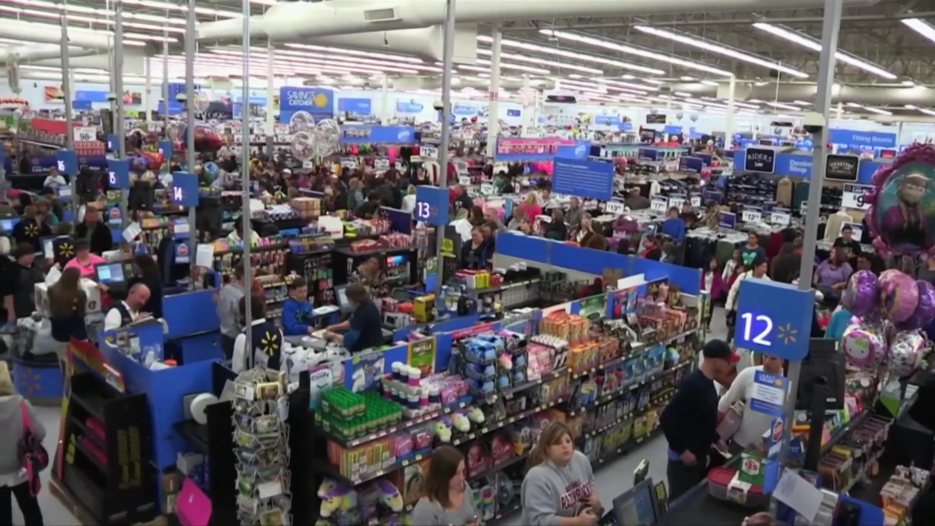 Walmart Increases Store Traffic, Earnings Beat