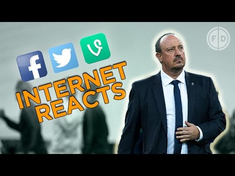 Real Madrid 0-4 Barcelona | Internet Reacts