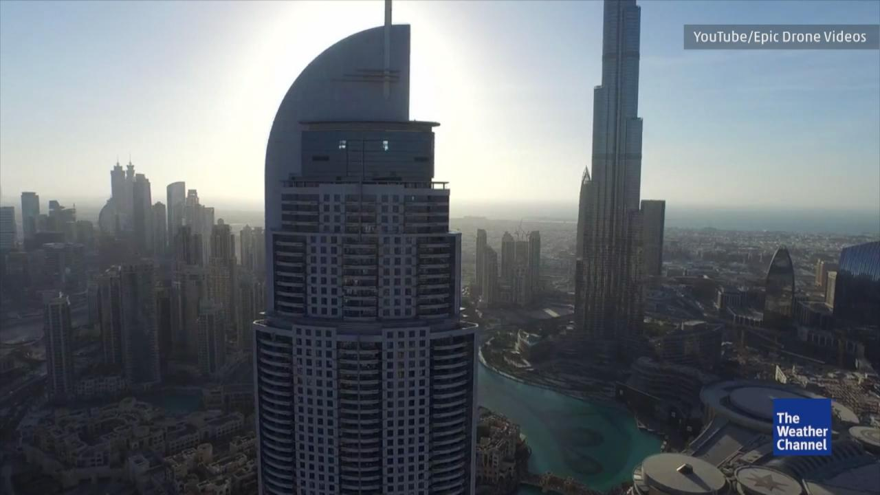 ​Dubai's Stunning City in the Middle of a Desert