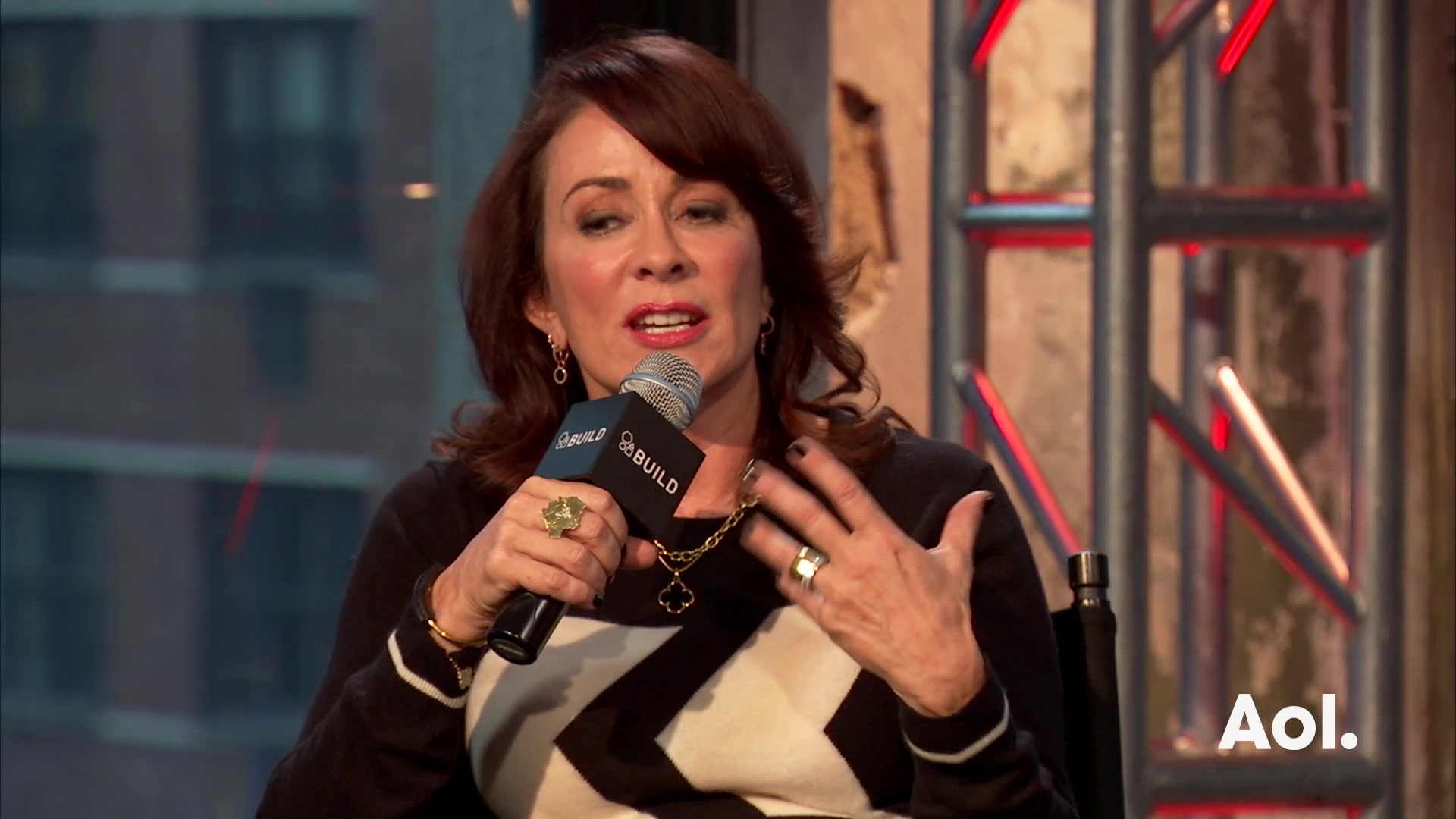 "Patricia Heaton on Food Network's ""Patricia Heaton Parties"""