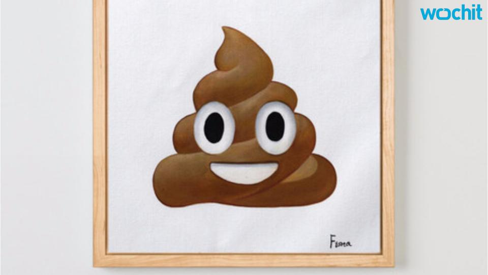 You Can Now Buy an Emoji Painting
