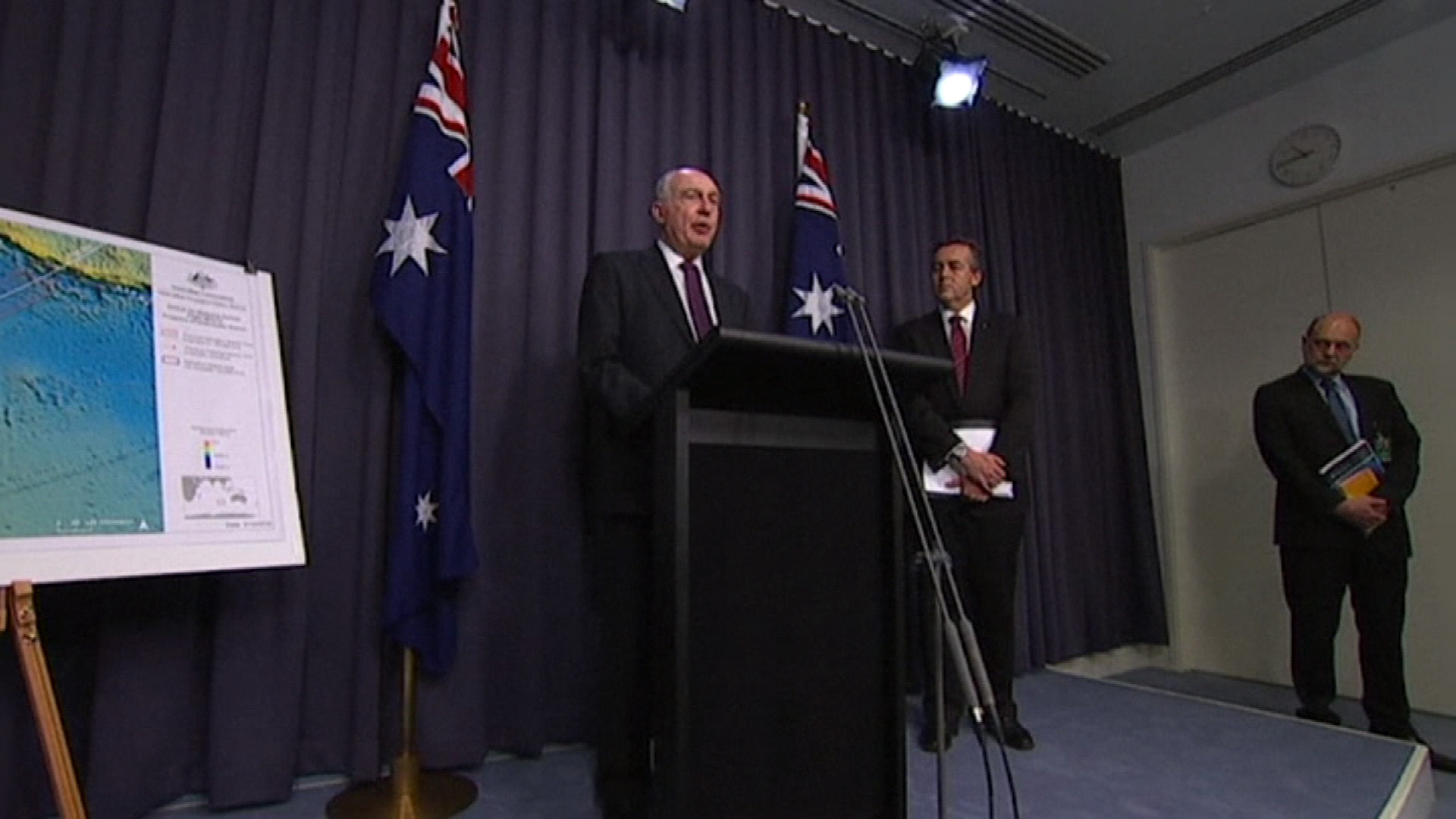 Australia Says MH370 Search Continues in the Right Area