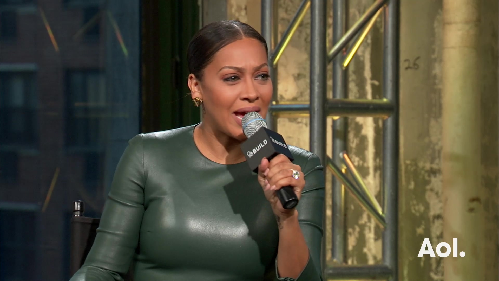 "La La Anthony On ""Unforgettable"""