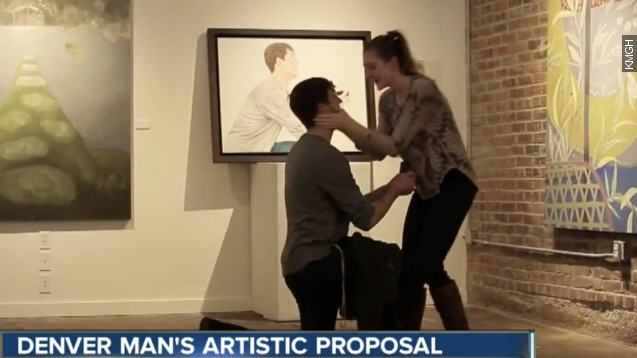 These Were the Best, Most Memorable Proposals of 2015