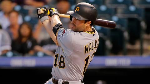 Report: Pirates Trade Neil Walker to Mets for Jon Niese