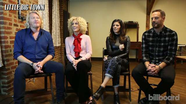 Little Big Town Pick Their Top Country Groups of All Time