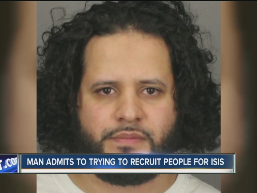 Roch. Man Admits to Trying to Recruit for ISIS