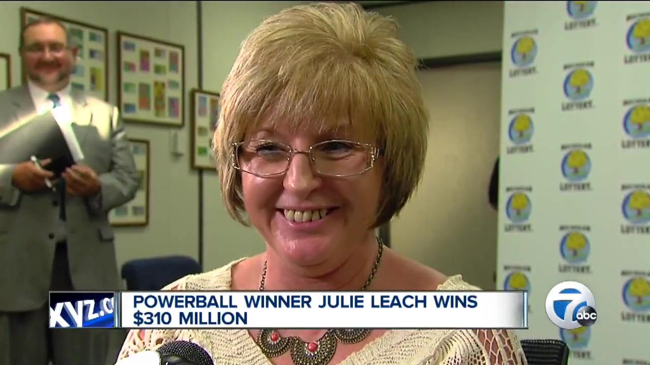 Newest Lottery Jackpot Winner Is from Michgian