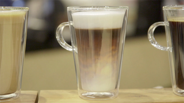How to Make a Starbucks Latte Macchiato