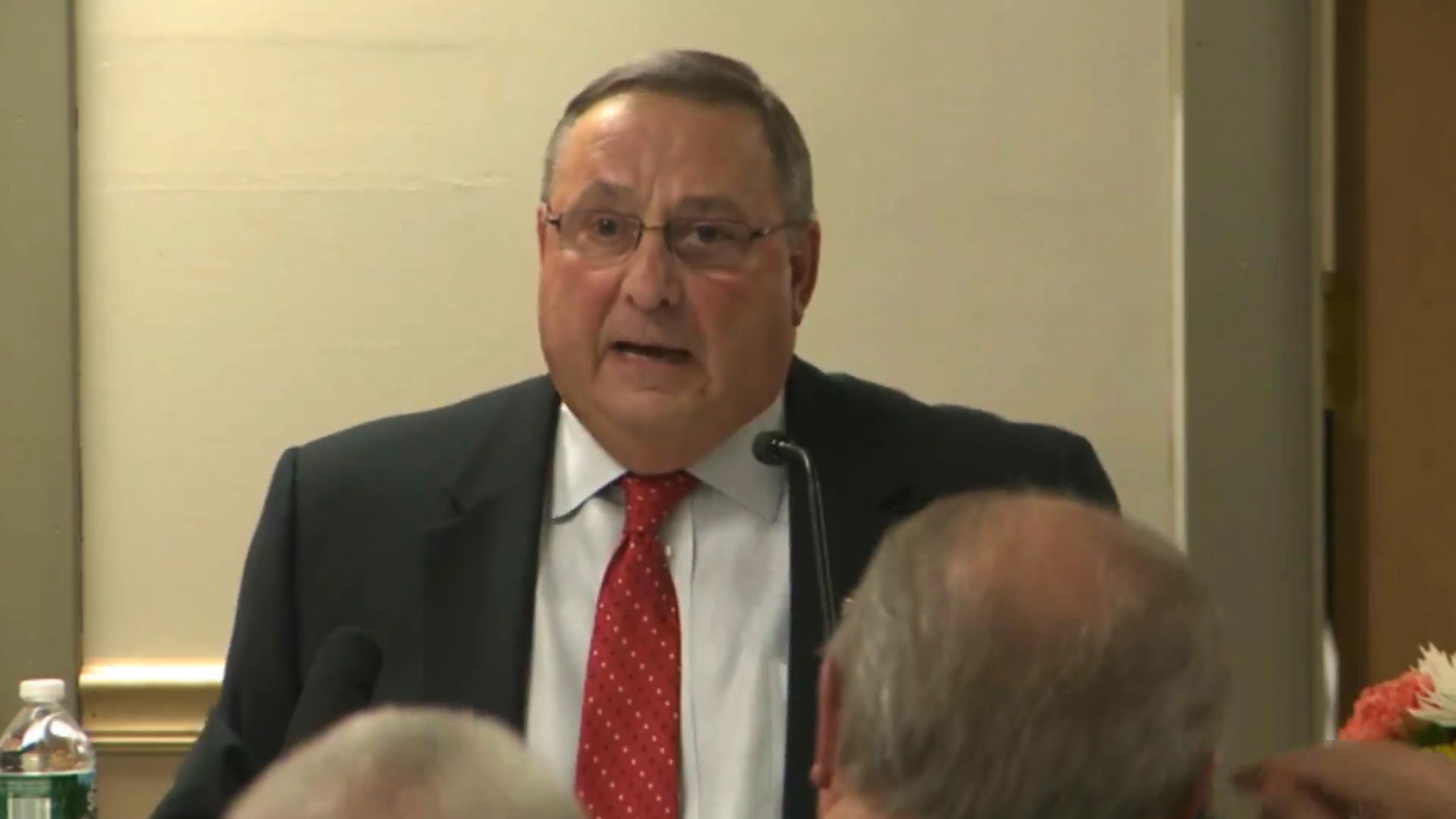 A Short History of Gov. LePage's Controversial Comments