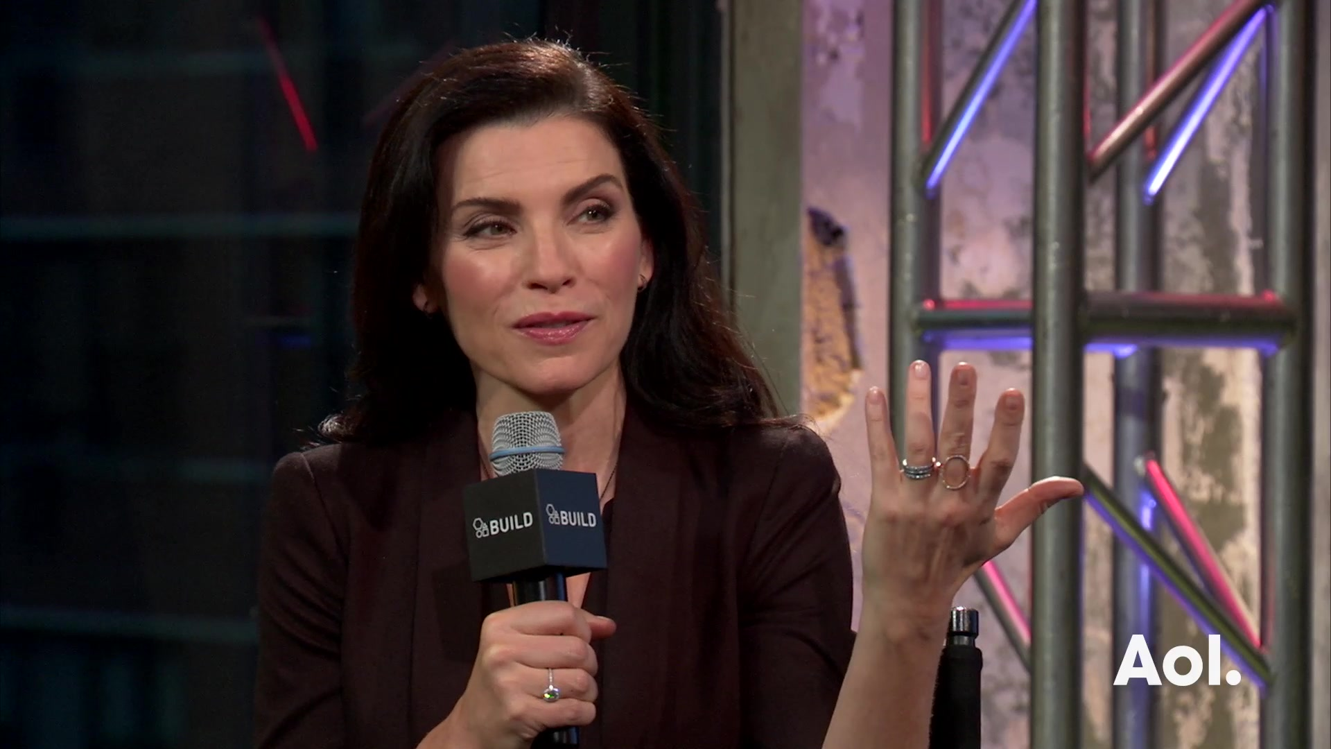 "Julianna Margulies On ""The Good Wife"""