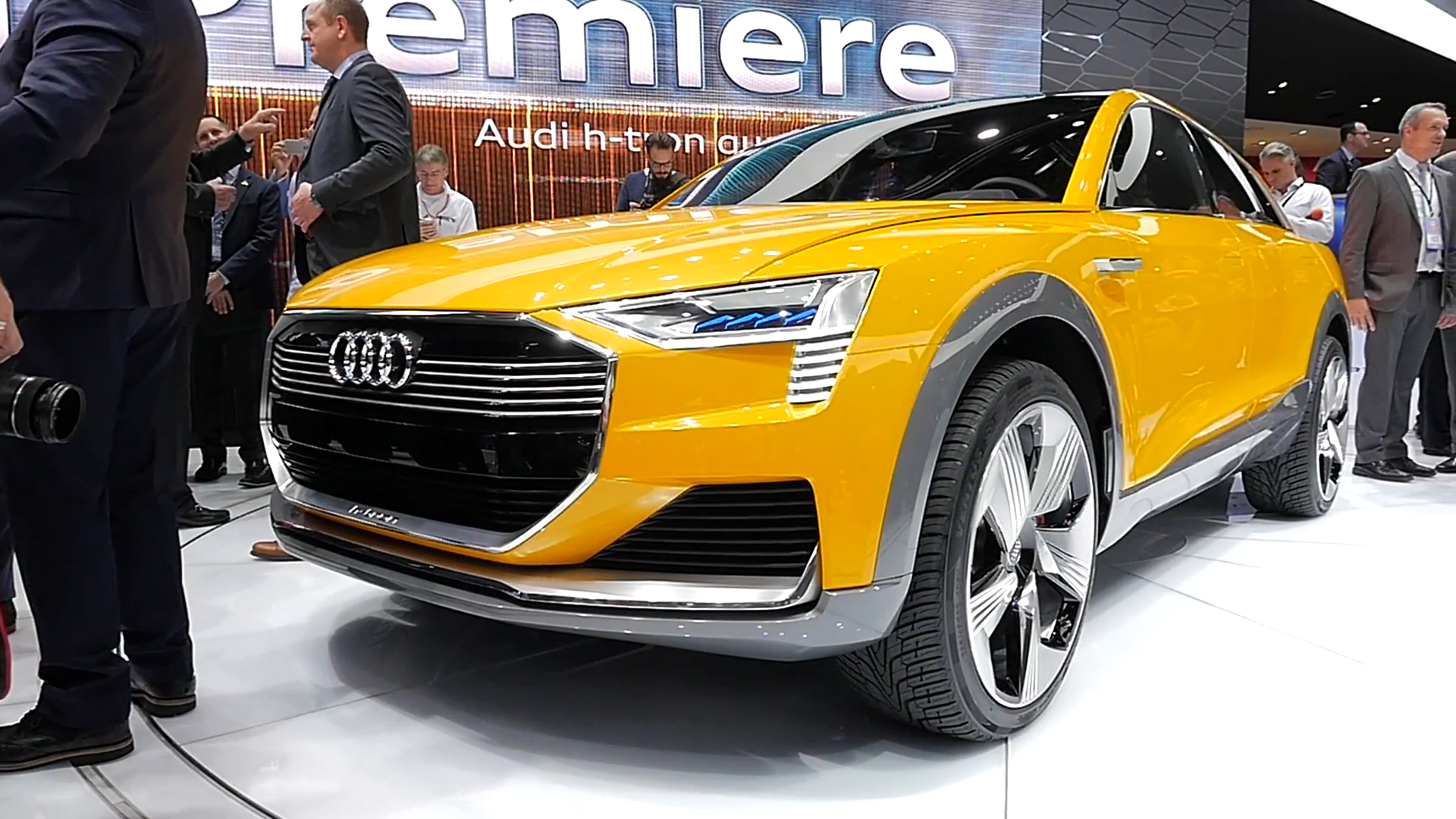 2018 Audi SQ5 will use 48-volt electric supercharger - Autoblog