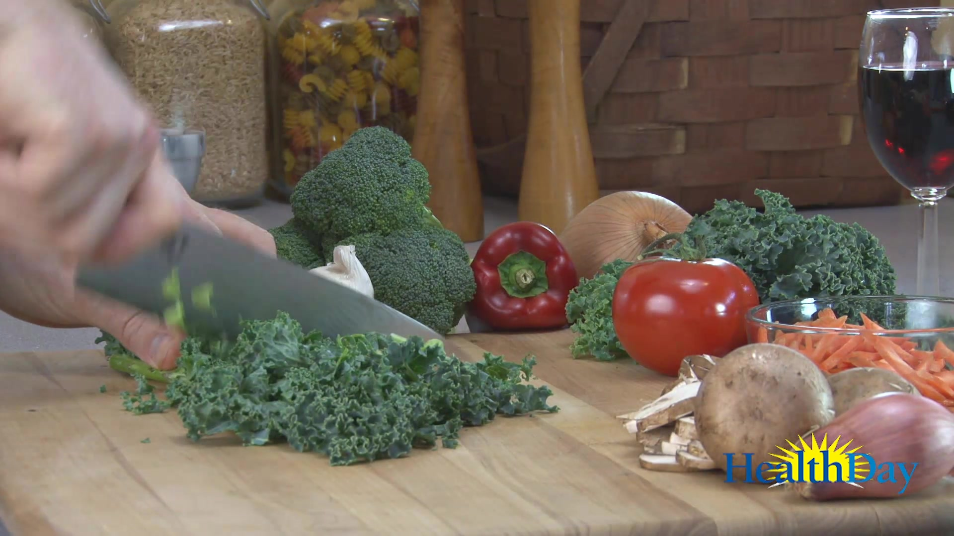 Leafy Greens and Glaucoma Risk