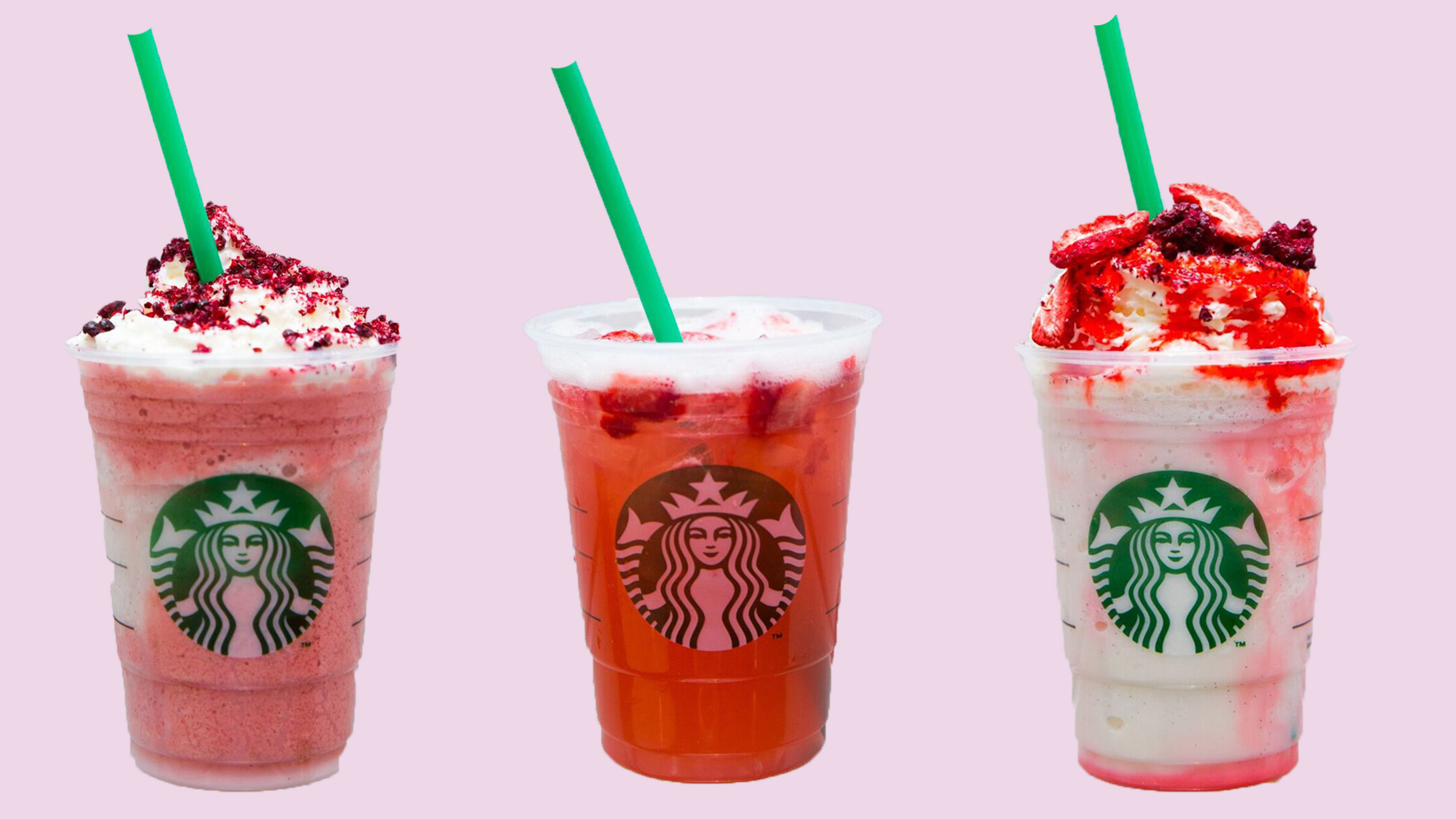11 Secret Starbucks Drinks That Are Perfect for Valentine's Day