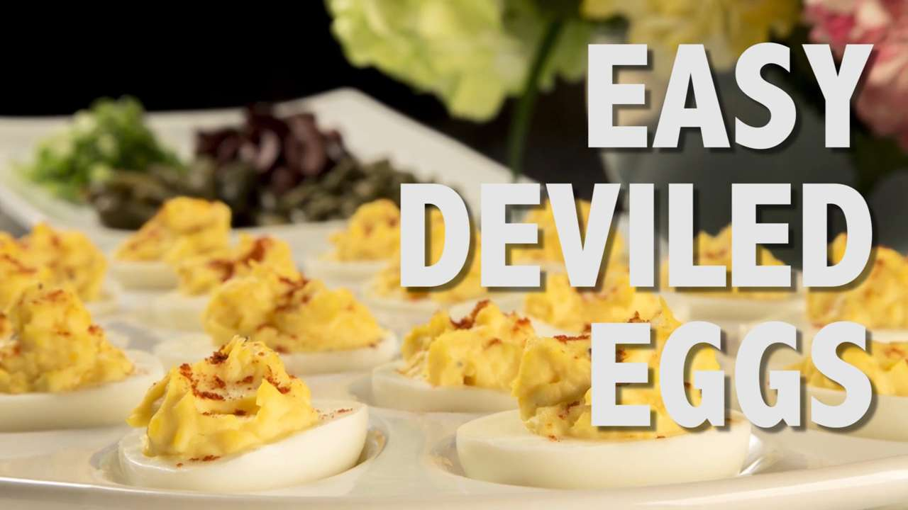 Time Crunchers: Deviled Eggs