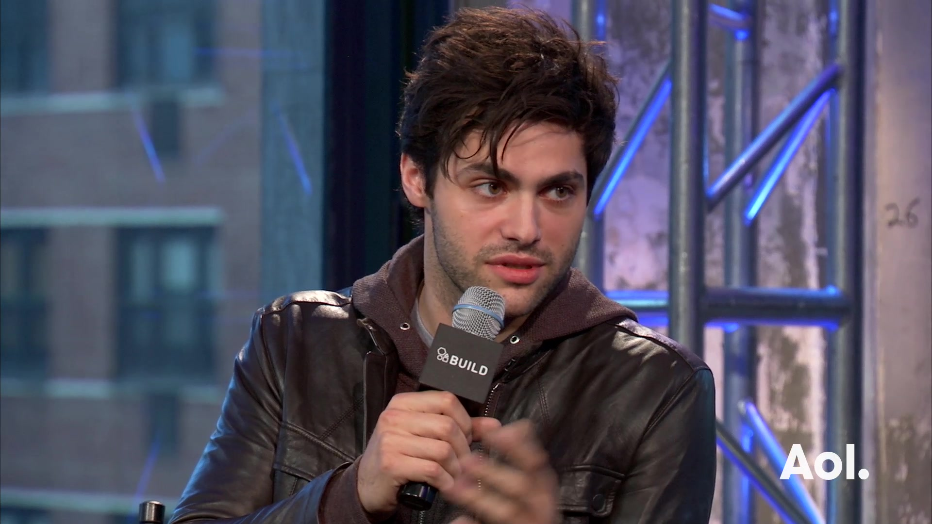 "Matthew Daddario ON His ""Shadowhunters"" Character, Alec Lightwood"