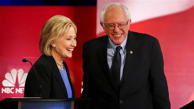 Sanders and Clinton Release New Ads