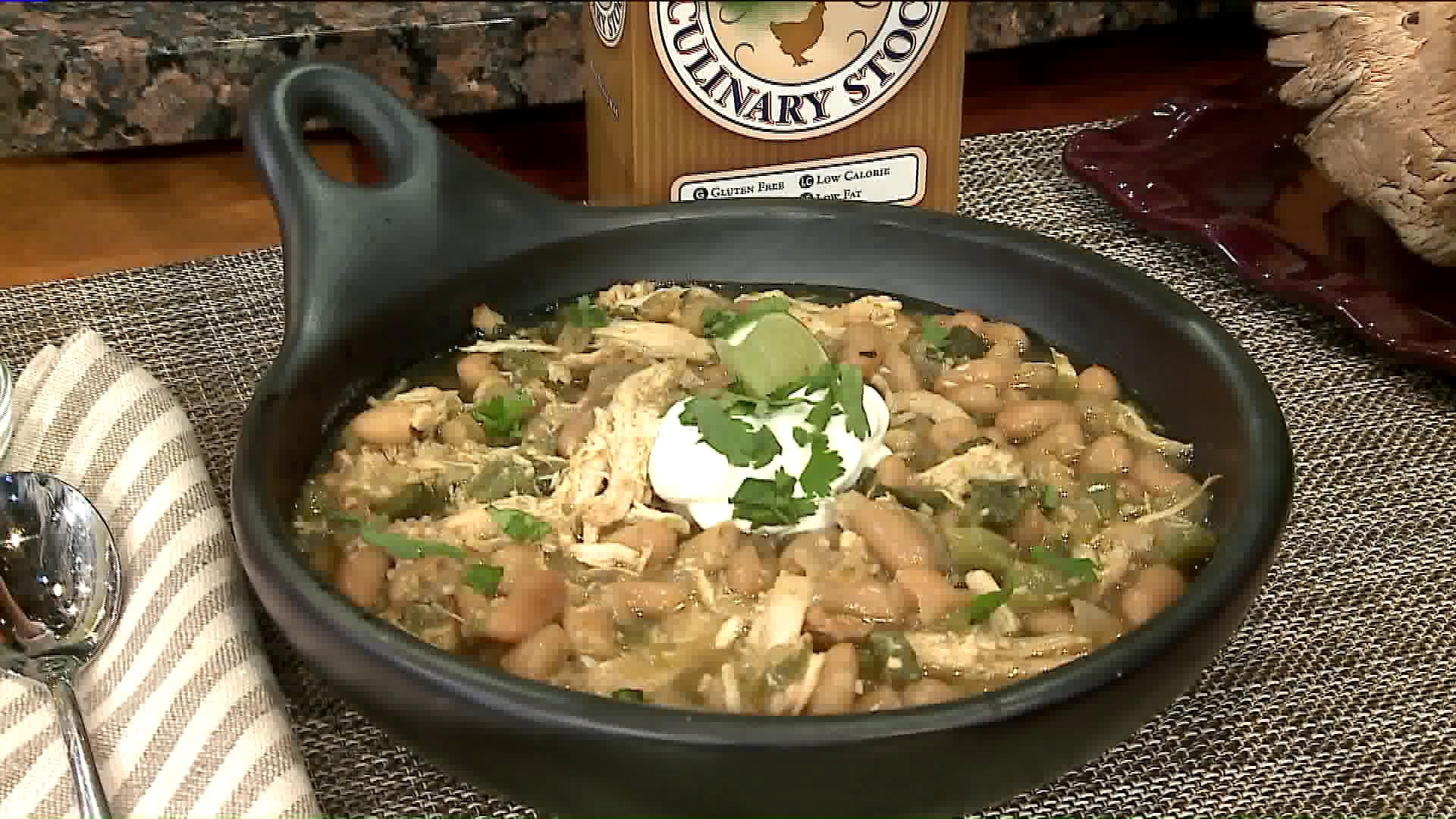 How To Make Slow Cooker White Chicken Chili