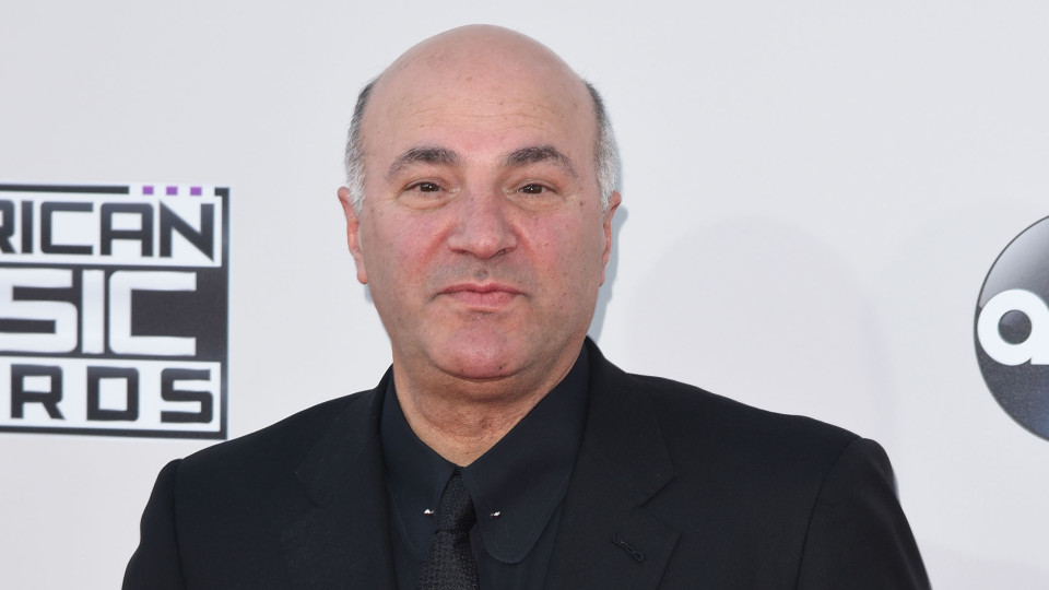 Kevin O'Leary Explains How Not To Go Broke After Winning The Lottery