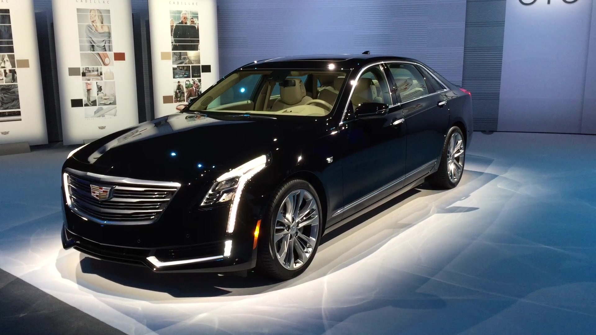 2016 Cadillac CT6 in Los Angeles | On Location
