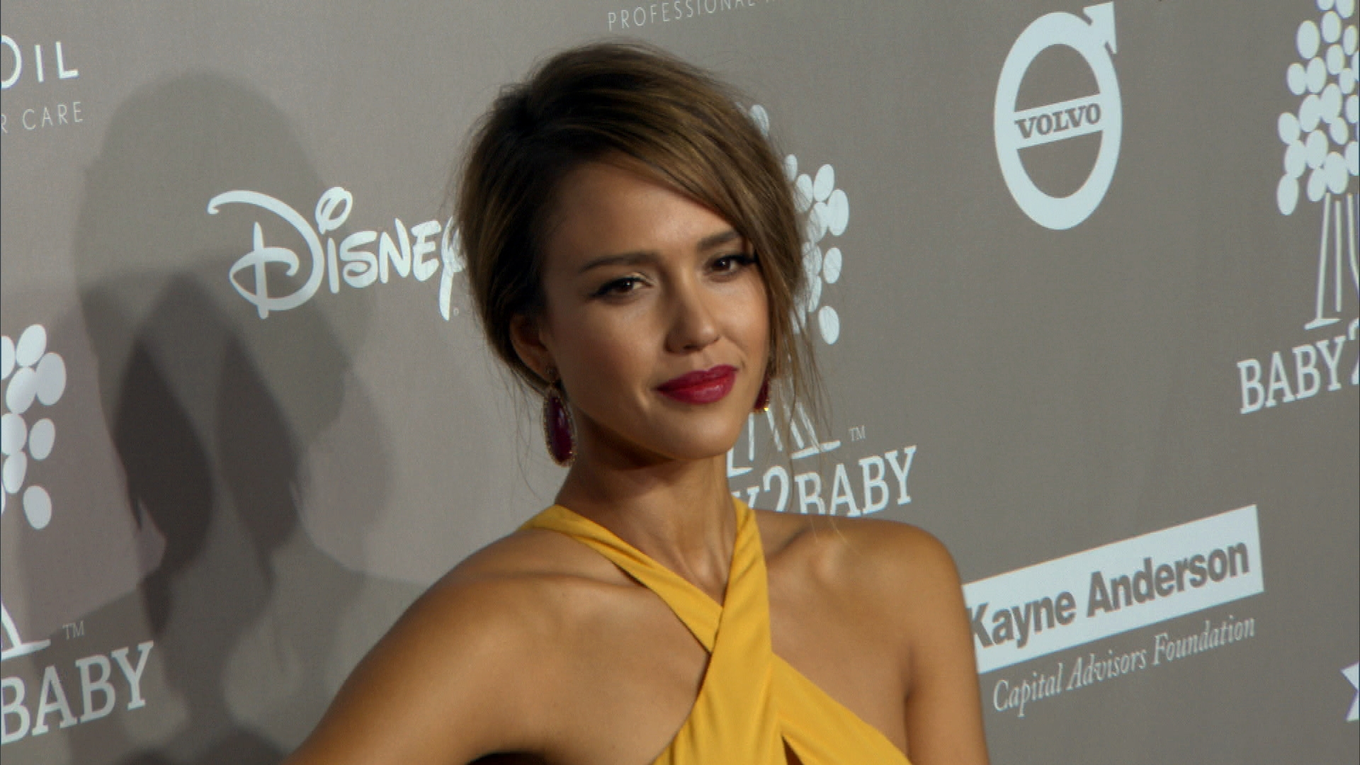 "Jessica Alba Joins ""Celebrity Apprentice"" as Advisor"