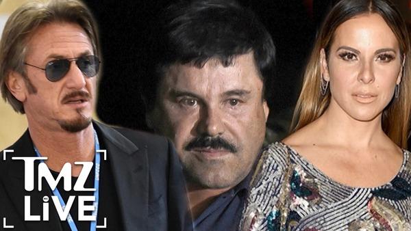 Sean Penn: El Chapo Sabotage