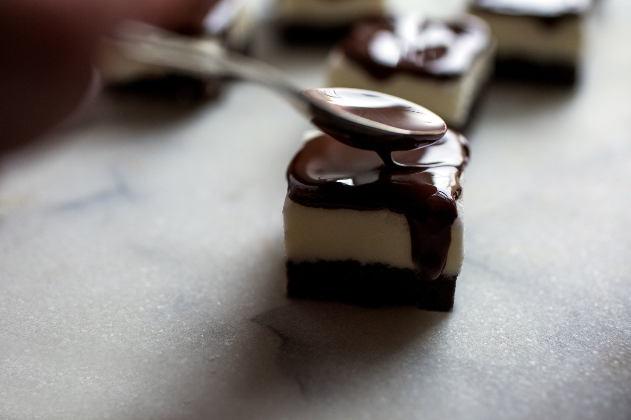The New York Times - Chocolate Peppermint Bars