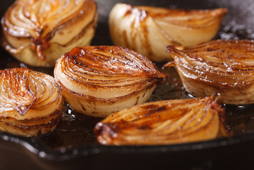 Caramelize Onions in Half the Time