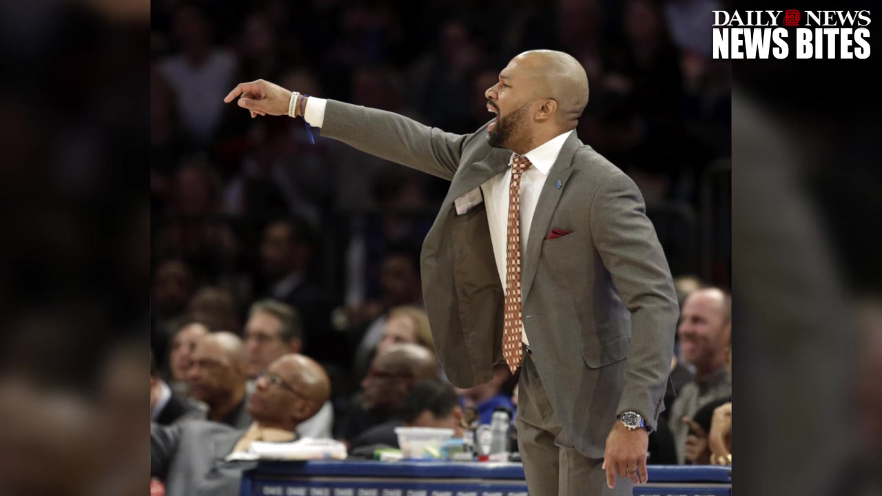 Derek Fisher Fired as Knicks Coach