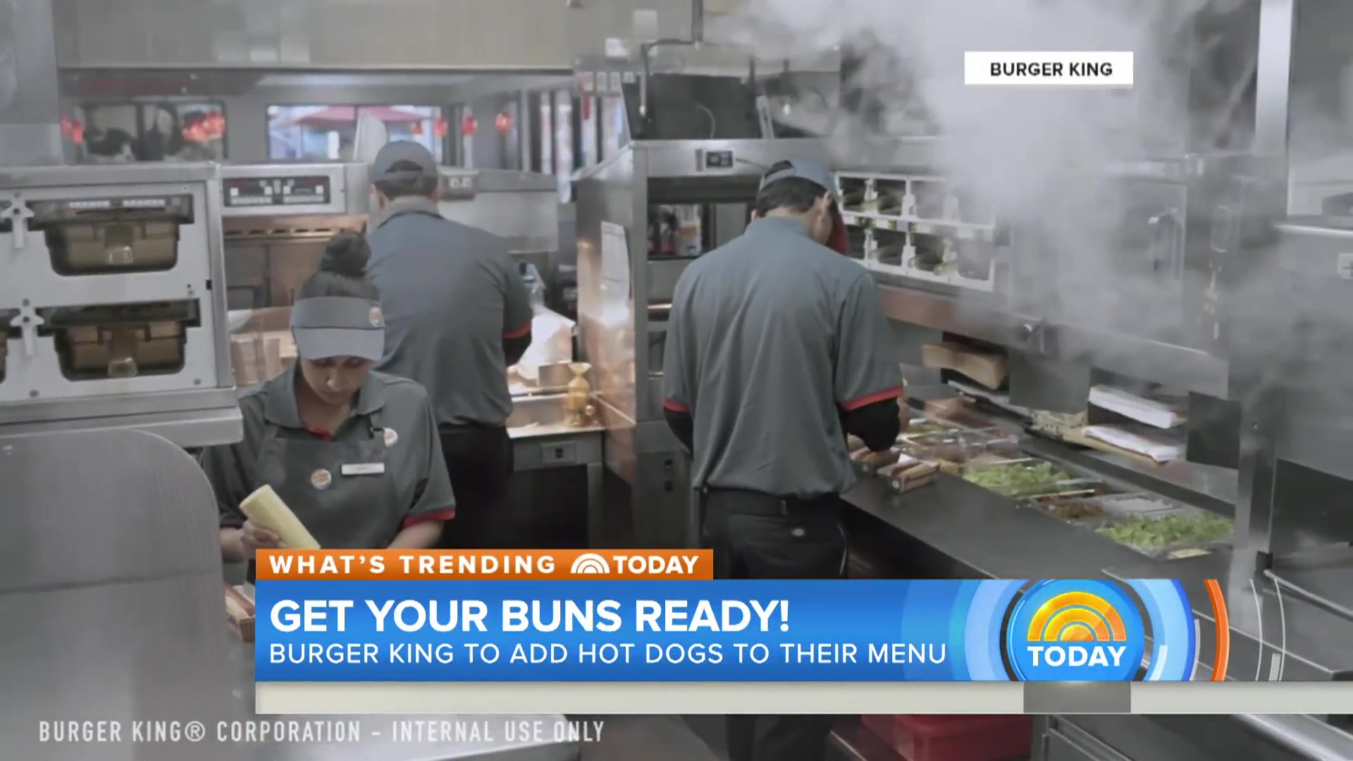 Burger King to Add Hot Dogs to the Menu