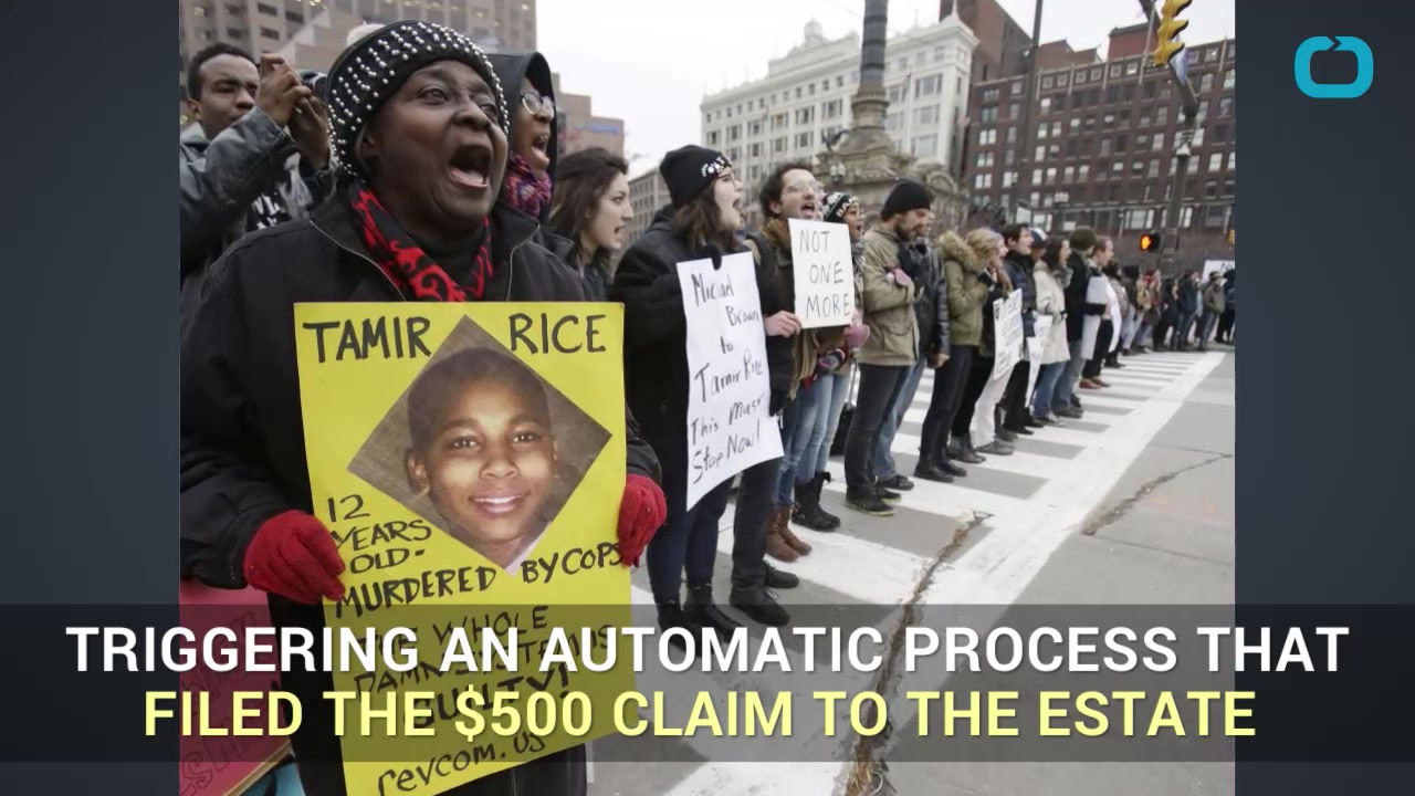 $500 Ambulance Bill Charged to Tamir Rice's Estate Withdrawn